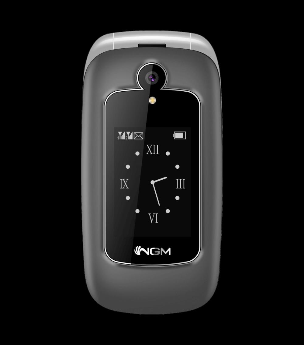 NGM_FacileLoop_gray-silver_front